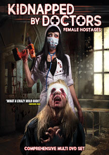 Kidnapped By Doctors: Female Hostages (DVD)