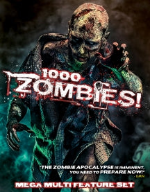 1000 Zombies (DVD)