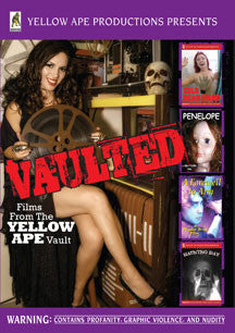 Vaulted: Films From The Yellow Ape Vault (DVD)
