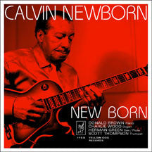 Calvin Newborn - New Born (CD)