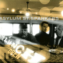 Asylum Street Spankers - Hot Lunch (CD)