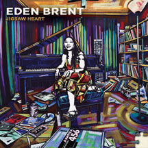 Eden Brent - Jigsaw Heart (CD)