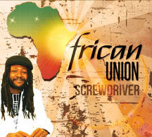 Screwdriver - African Union (CD)