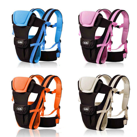 Multi-Functional Baby Carrier