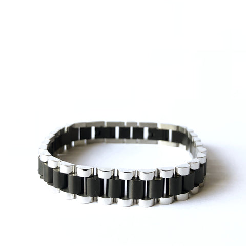Watch Band Style Black