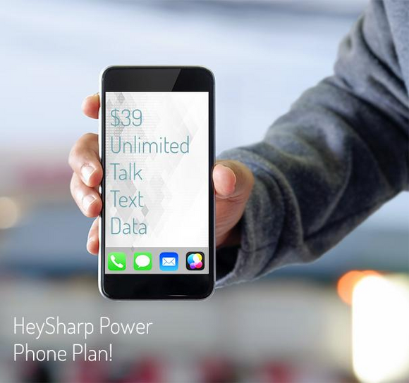 The Power Phone Plan