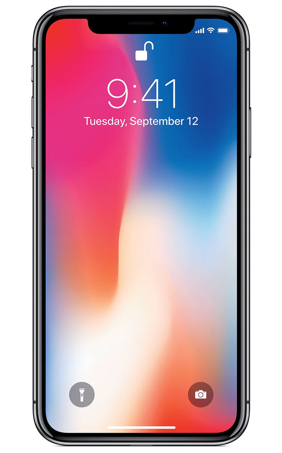 Apple iPhone X (Refurbished) via Amazon
