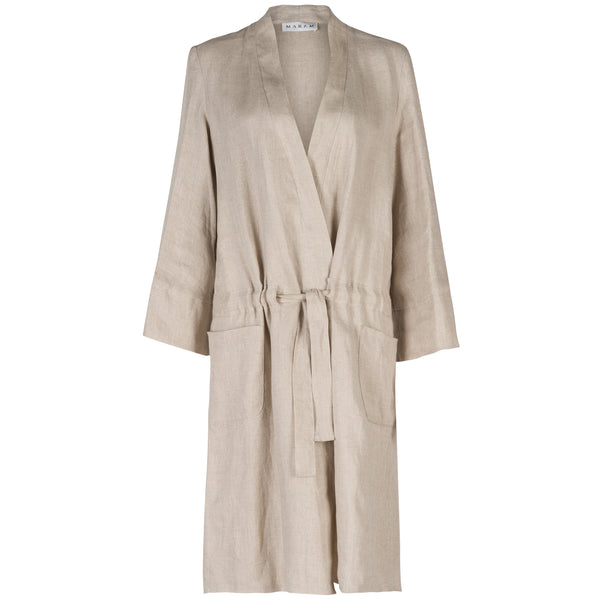 Irish Linen Robe