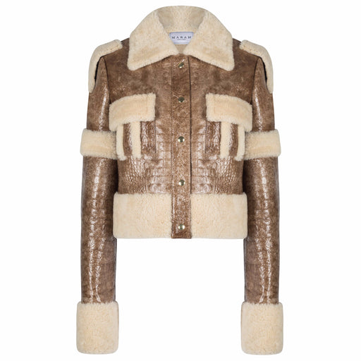 Teddy Biker Jacket