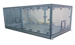 T-slot enclosure by F&L Industrial Solutions