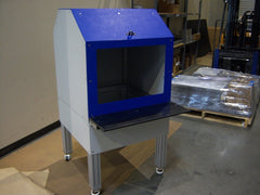 F&L Industrial Solutions small enclosure from 8020 extrusions