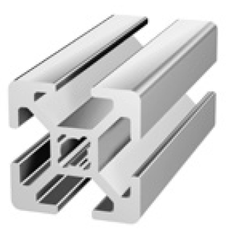 "20-2020 T-slot Extrusion - 12"" Long Bar"