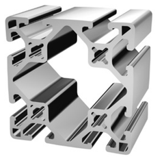 3030-Lite Smooth T-slot Extrusion - Custom Length