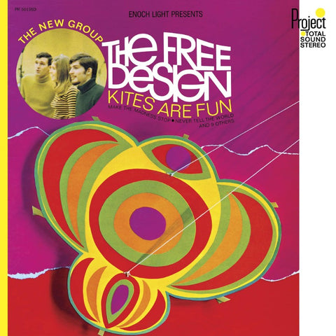 The Free Design's Kites Are Fun Celebrates 50 Years!