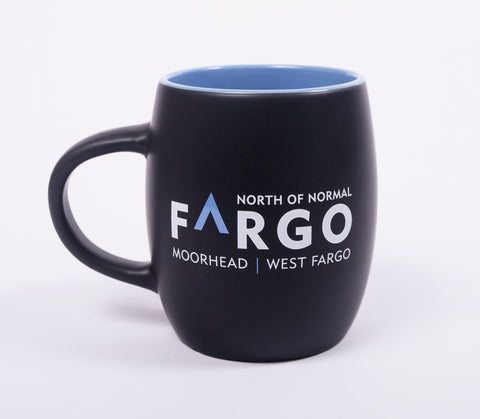Coffee Mug - North of Normal (Black)