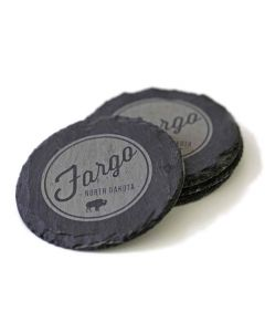 Coasters - Fargo Buffalo (4 pack)