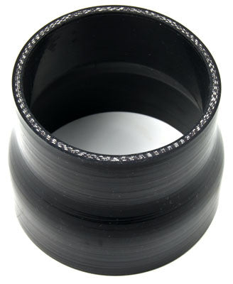 "Squirrelly Performance Silicone Reducer Coupler | 3.5"" to 2.5"" 