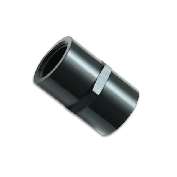 Squirrelly Performance Swivel Female-to-Female Coupler | -3/8NPT | Black