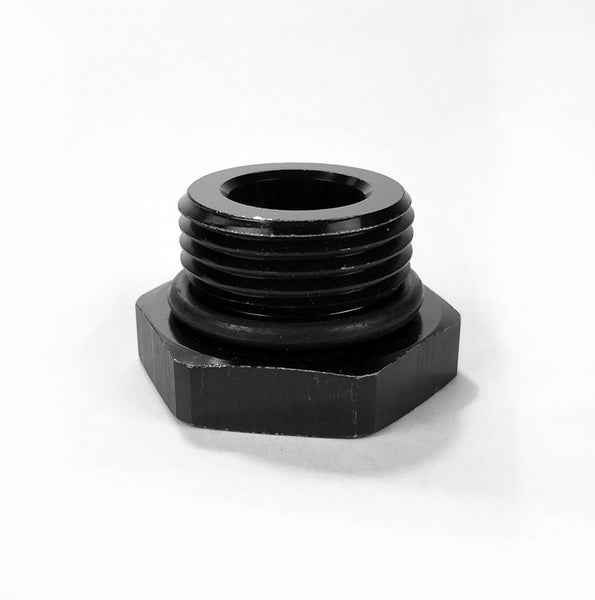 Squirrelly Performance ORB/Port Plug | -8an | Black
