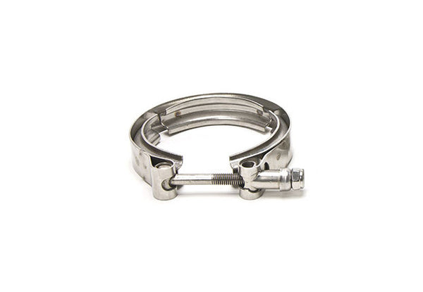 Squirrelly Performance 304 Stainless V-band Clamp | 3.0"
