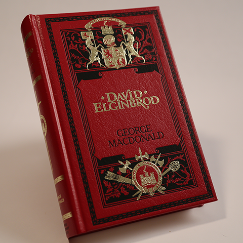 David Elginbrod (hardcover)