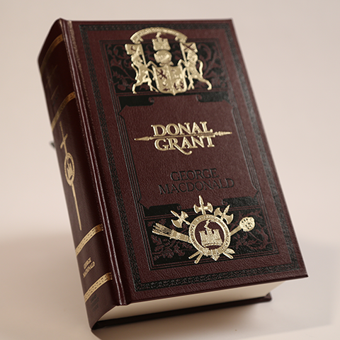 Donal Grant (hardcover)