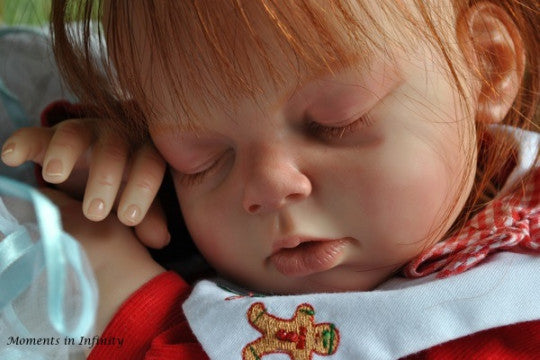 Reborn Doll by Lisa of Moments in Infinity Created with Luminaire