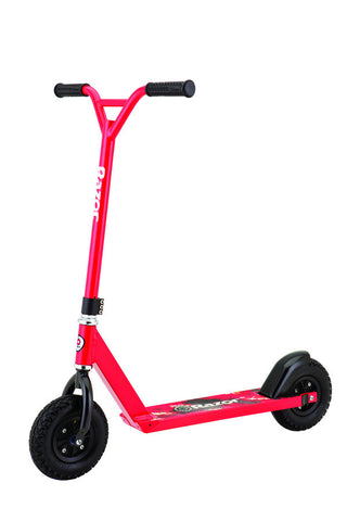 "Razor ""RDS"" Dirt Scooter - Red"