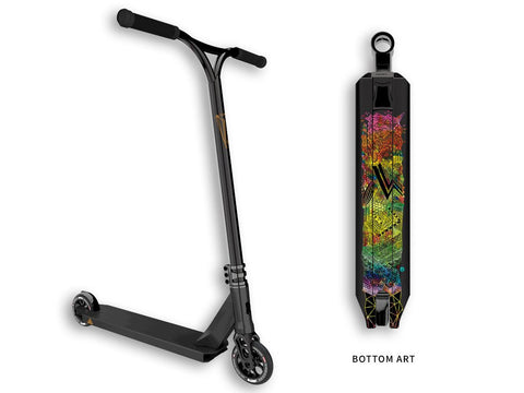 COVENANT™ PRO SCOOTER - Black