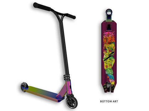 2017 COVENANT™ PRO SCOOTER - Neo Chrome