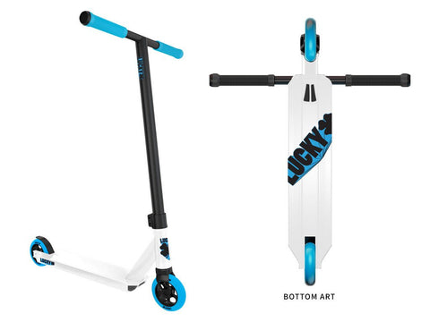 2017 CREW™ PRO SCOOTER - White