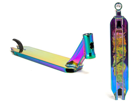 2016 Lucky COVENANT Pro Scooter Deck - NeoChrome