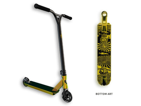 PROSPECT™ PRO SCOOTER - Neo Gold