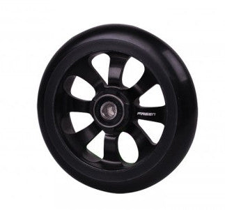 Fasen 8 Spoke 110mm Wheel Black/Black  (1)