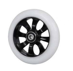 Fasen 8 Spoke 110mm Wheel Black/White (1)