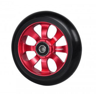 Fasen 8 Spoke 110mm Wheel Red/Black (1)