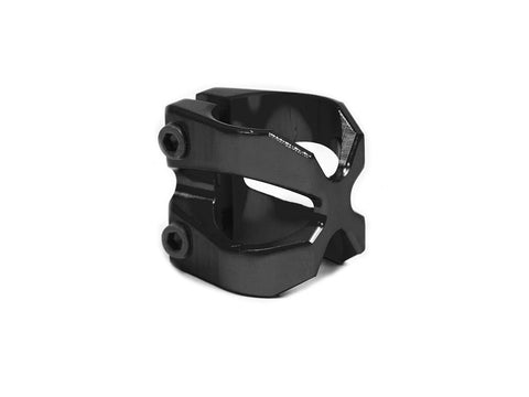 Lucky X-Clamp Scooter Clamp Black