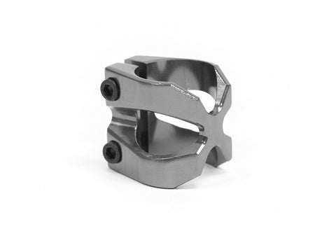 Lucky X-Clamp Scooter Clamp Gunmetal