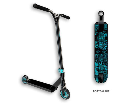 2017 PROSPECT™ PRO SCOOTER - Black Teal
