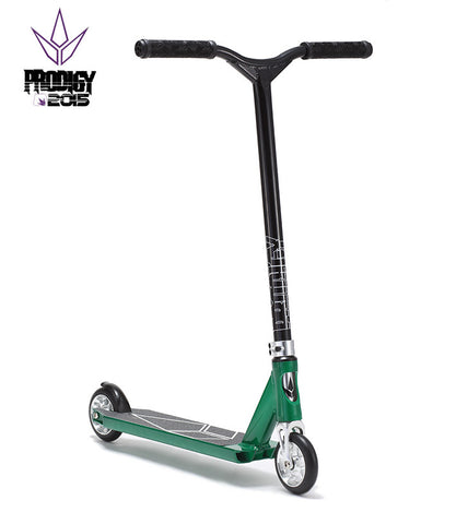 Envy 2015 Prodigy Complete Scooter - Green