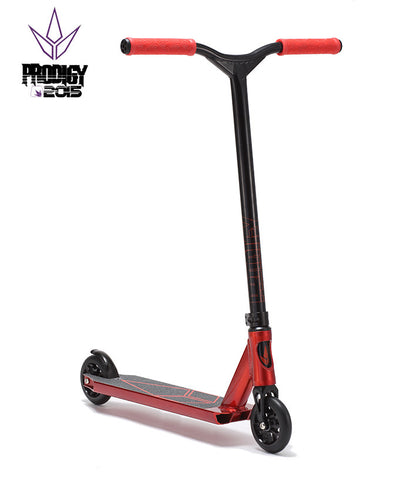 Envy 2015 Prodigy Complete Scooter - Red