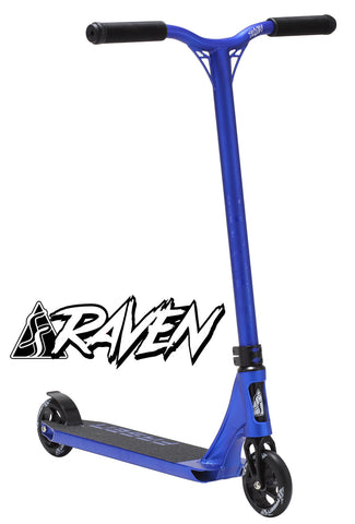Fasen Raven Complete 2015 Scooter - Blue