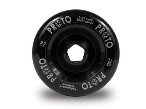 PROTO - Full Core Slider 110mm - Black On Black (Set of 2)