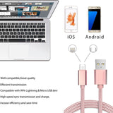 Cable USB (Android & Iphone)