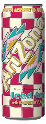 Arizona 680ml Frambuesa