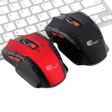 Mouse Mini tipo Gamer 2.4Ghz