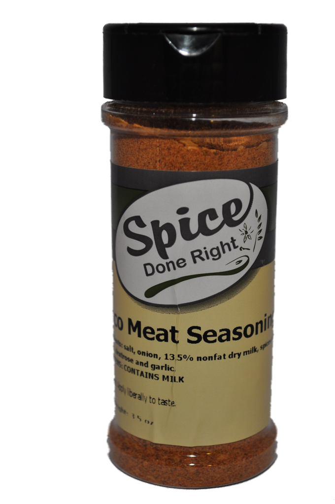 Taco Seasoning - Spice Done Right  - 1