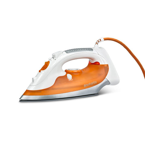 Brabantia 2200W Steam Iron with Ceramic Sole Plate