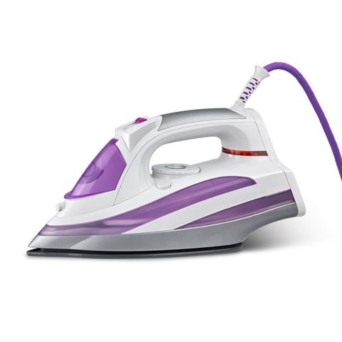 Brabantia 2600W Steam Iron with Ceramic Sole Plate