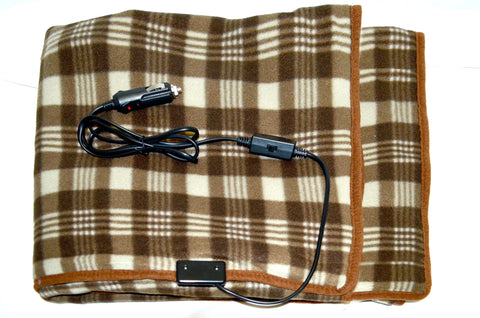 Power Hunt Renewable Energy 12 Volt DC Electric Heated Blankets